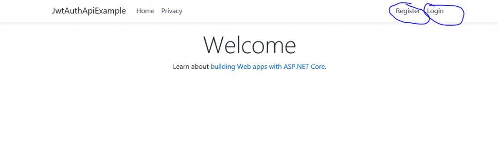.NET Core Web API Jwt (JSON Web Token) Authentication with ASP.NET identity model